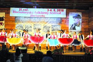 FS Vargovčan vsobotňajšom programe.