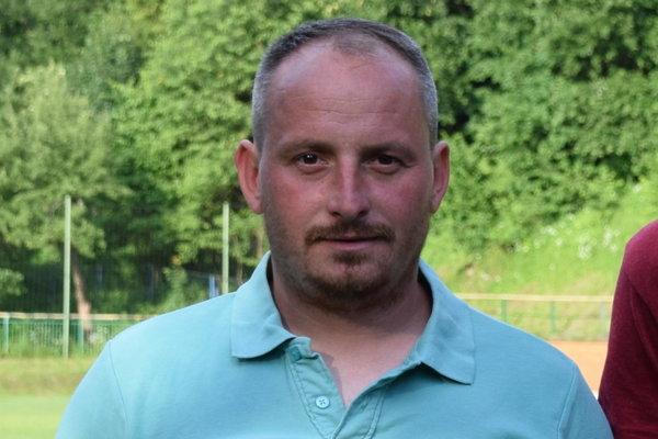 Michal Gončár, tréner TJ Tatran Oščadnica.