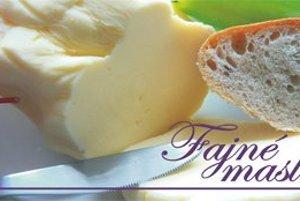 Jediným výrobcom masla na Orave je leštinská mliekareň.
