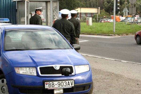 Radary merajú najmä na cestách prvej triedy a medzinárodného významu.