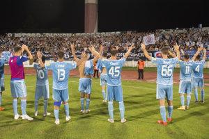 Futbalisti Slovana mali v posledných zápasoch v základnej zostave len dvoch slovenských futbalistov.