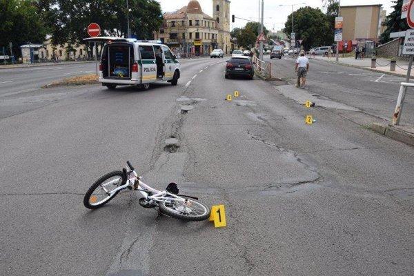 Miesto nehody