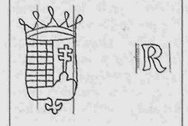 Ochranná známka - priesvitka Gašpara Rehulku.