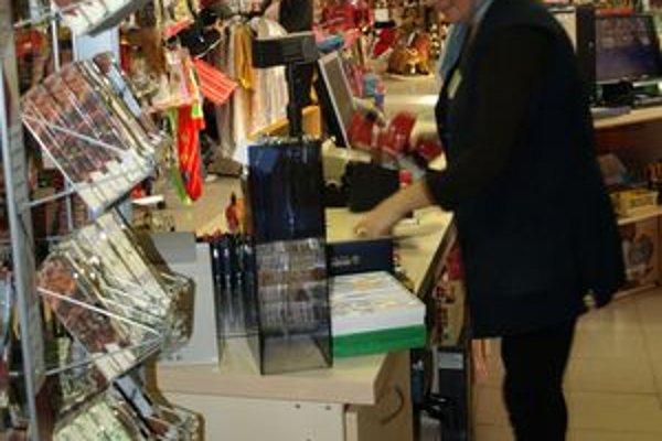 Ľudia po Vianociach veľa tovarov v obchodoch nevymieňali.