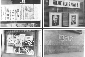 Žilina, august 1968.