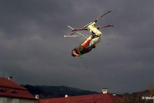 Matúš Karcol - adrenalínový štýl lyžovania je Matúšovou veľkou záľubou. Dokonca tvrdí, že je na ňom závislý.