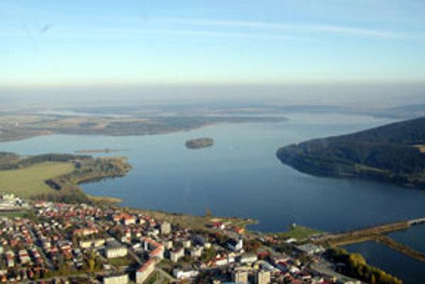Nová Lodenica by mala vzniknúť na mieste starej - v susedstve príjazdového mosta do Námestova.