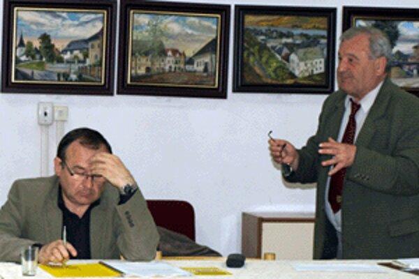 Vladimír Mušák predostrel mestským poslancom plán, ako by mohli športovci v regióne Bielej Oravy získať ďalšie peniaze pre rozvoj talentov a športové či kultúrne aktivity.
