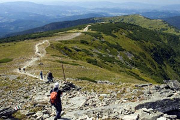Výstup na Babiu horu je pre každého turistu zážitkom.