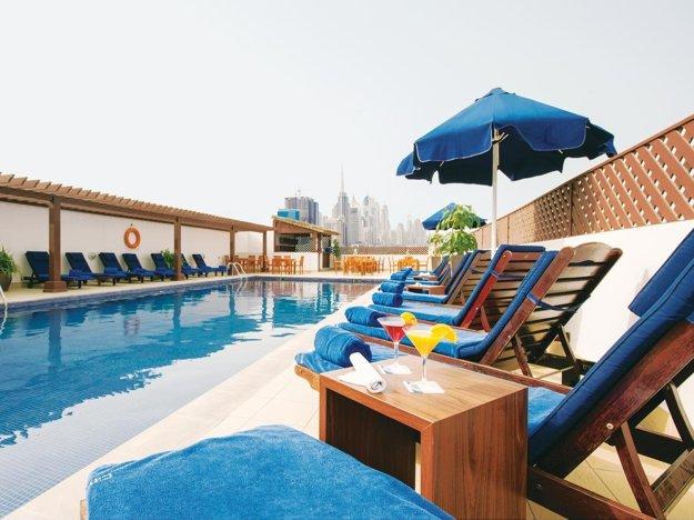 Hotel Citymax Bur Dubai 3*, Dubaj.