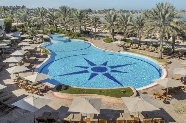 Hotel Hilton Abu Dhabi 5*, Abu Dhabi.