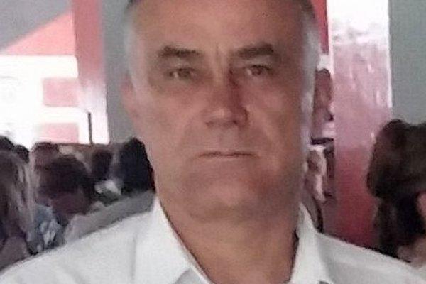 Nezvestný Rastislav Hynšt.