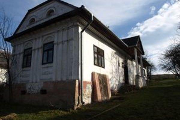 Pamiatkový úrad rozhodol, že plátennícky dom z prvej polovice 19. storočia patrí medzi národné kultúrne pamiatky.
