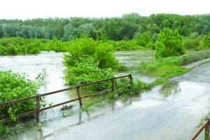 Mesto sa chce pred záplavami chrániť.
