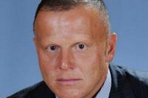 Poslanec Jozef Ondruška.