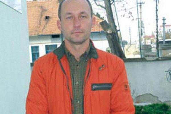 Roman Jakubička - tréner H. Obdokoviec.