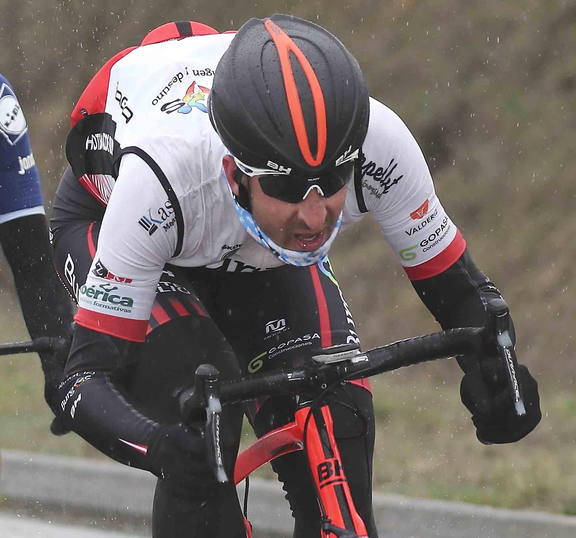 Diego Rubio, cyklista, tím Burgos-BH