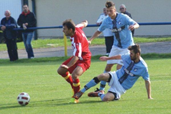 Hrušovany v minulom kole doma prehrali v V. lige stred s Tovarníkmi 0:1.