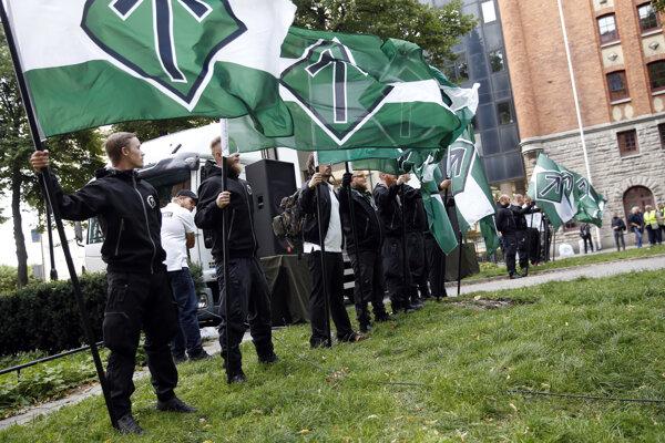 Severské hnutie odporu.