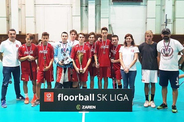 Tím chlapcov zo ZŠ Fatranská bol úspešný na celoslovenskom turnaji.