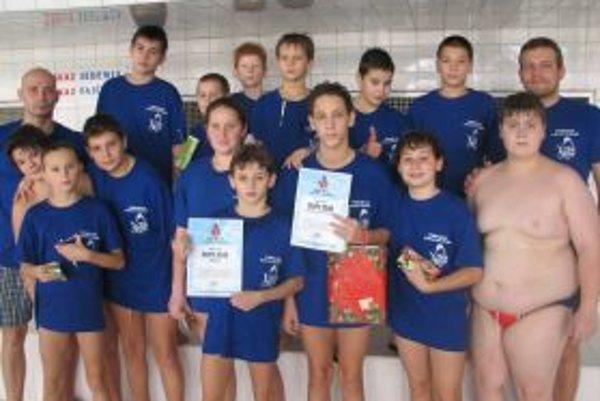 Topoľčany na domácom turnaji obsadili druhé miesto.