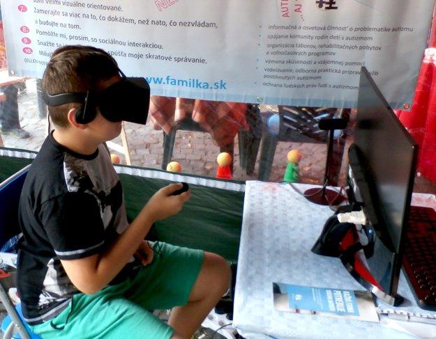Simulátor môžete vyskúšať v školiacom stredisku na Hornej ulici 67 v Banskej Bystrici.