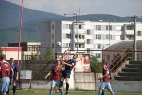 Topoľčany doma strelili iba jeden gól.