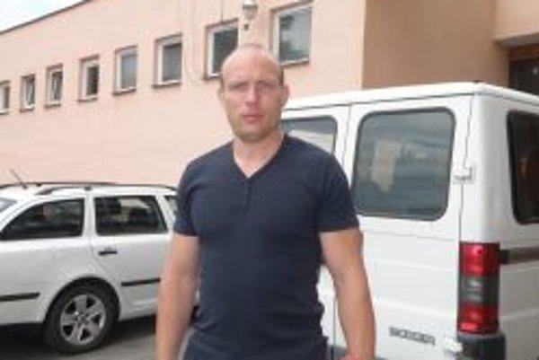 Václav Straka - nový tréner hádzanárov Topoľčian.