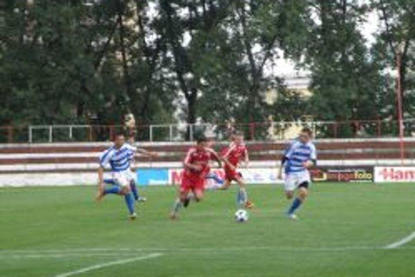 Topoľčany odohrajú v sobotu prvý domáci zápas.