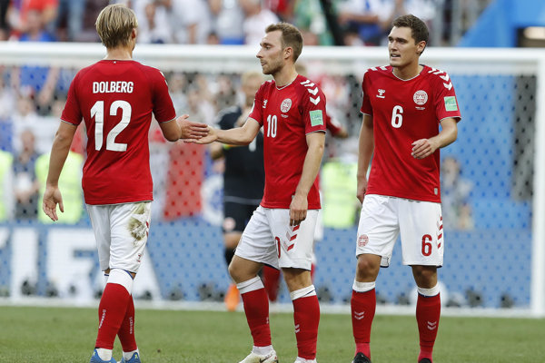 Dánski futbalisti na Slovensko prídu.