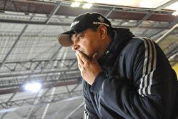 Tréner Topoľčian - Miloš Paulovič.