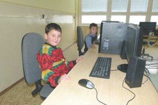 Deti v Centre voľného času.