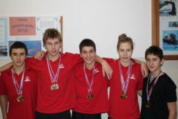 Topoľčianski medailisti.