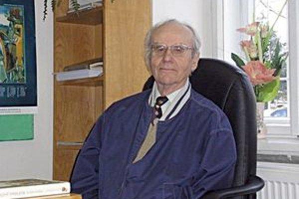 Štefan Meliš sa skúmaniu histórie regiónu venoval viac ako päťdesiat rokov.