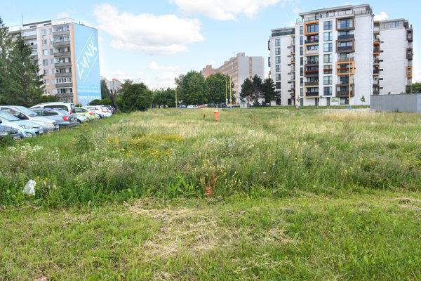 Petičiari oslovili krajinného architekta, ktorý už pripravil návrh, ako by mohol vyzerať park na Idanskej ulici.