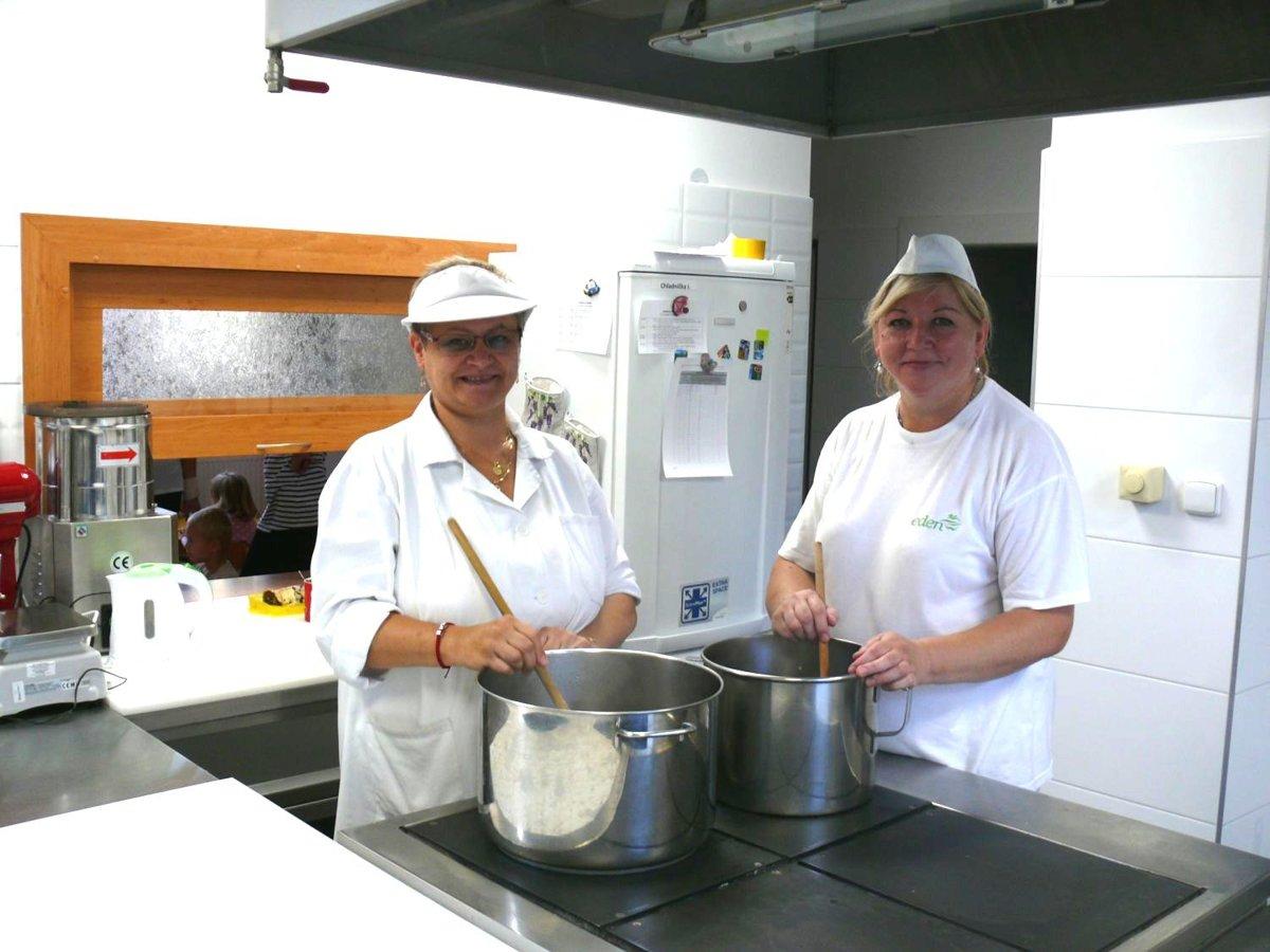 57d6c97a80c1 Kuchyňa v Materskej škole na Hviezdoslavovej ulici v Martine sa poriadne  vynovila. Aj pani kuchárky