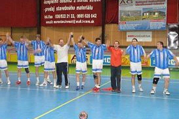 Topoľčany napriek prehre vyhrali I. ligu.