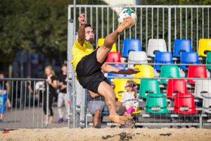 Brazílčania predvádzali akrobatické zakončenia