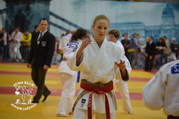 Patrícia Bokorová.