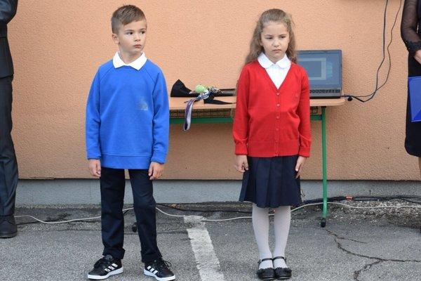 Vybraná školská uniforma