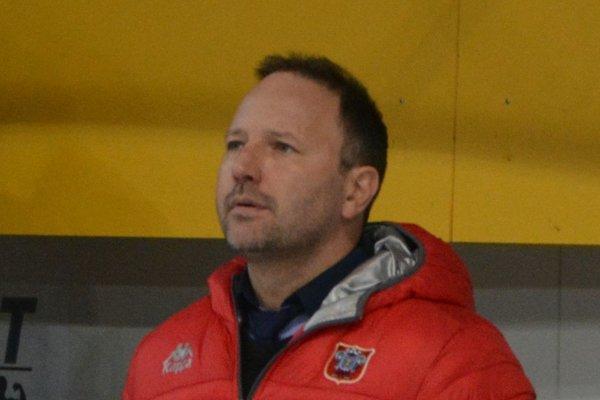 Topoľčiansky tréner Ľubomír Hurtaj.