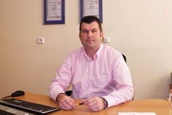 Ivan Mokrý riadi bánovskú nemocnicu od začitku roka.