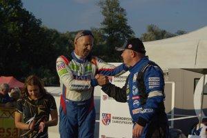 Igor Drotár (vľavo)