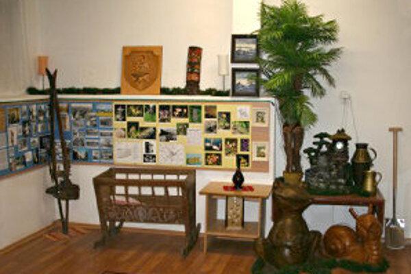 Bánovské múzeum je zatiaľ v jednej miestnosti. Uvažuje sa o jeho rozšírení