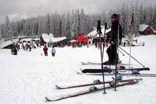 Mesto chcelo na holiach podporiť lyžovačku pre nenáročných, dnes má z toho problémy.