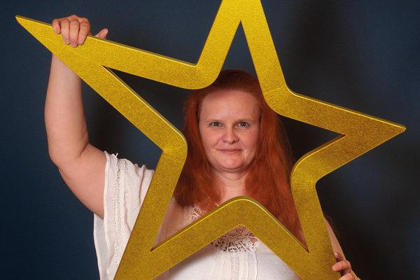 Ľubica Noščáková (46), učiteľka prvého stupňa na súkromnej Cirkevnej základnej škole Narnia v Bratislave.