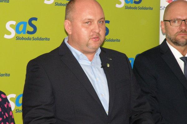 Miroslav Procháska oznámil svoju kandidatúru na post primátora Prievidze.