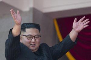 Líder KĽDR Kim Čong-un