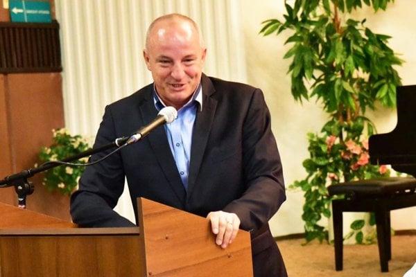 Jozef Belický je jediným kandidátom na post primátora Šale.