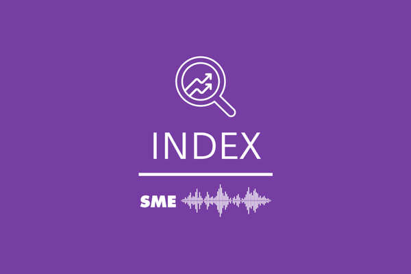 Logo podcastu Index o ekonomike a podnikaní.